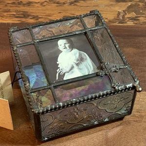 Picture Frame, Keepsake Box, Baby Gift, NEW